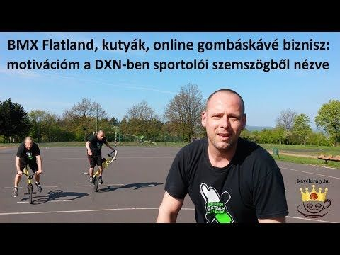 dxnproducts.com: Why on earth would a BMX Flatland rider work in ML...