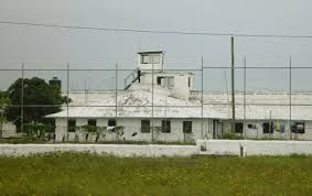 Belize Central Prison, Hattieville, Belize.