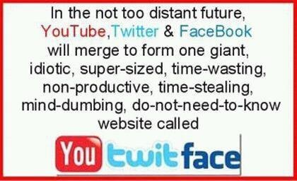 You Twit FaceSocial Network, Funny Things, Laugh, Social Media, Quote, Youtwitfac, Twits Face, Funny Stuff, Humor