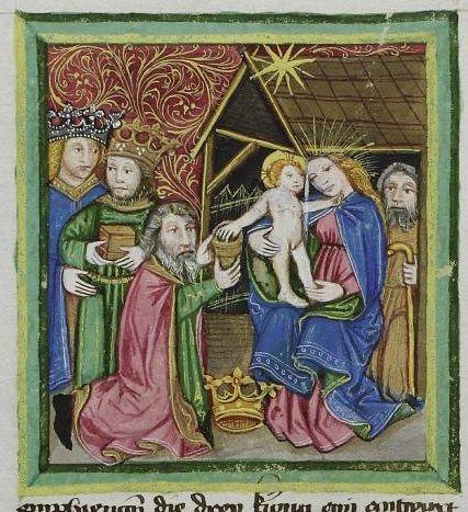 Autor: Nicht bekannt Titel: Historienbibel: Ms. germ. fol. 1108 Jahr: 1472