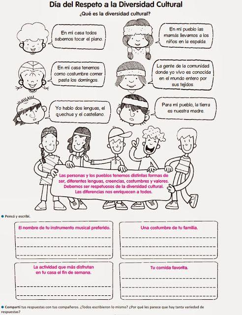 Educando con amor: diversidad cultural