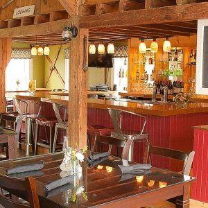 Farm Kitchen Table Blue Hill Maine