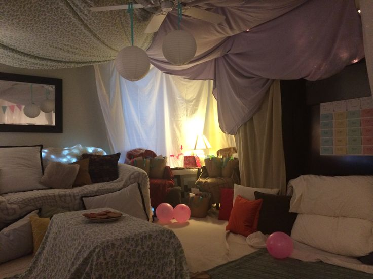 "Bachelorette ""Adult Slumber Party"""