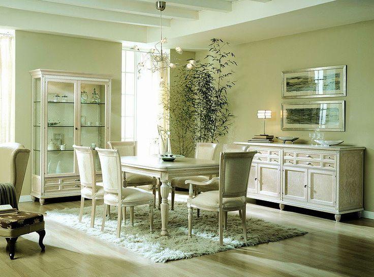 Klasyczne meble do salonu przystosowane do aktualnych trendów.