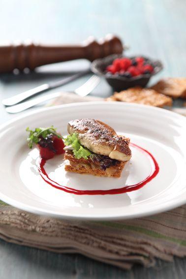 Foie Grass Salad #bakerzin #bakerzinjkt #salad