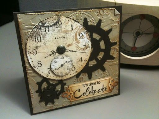 Time to Celebrate by didlet - Cards and Paper Crafts at Splitcoaststampers