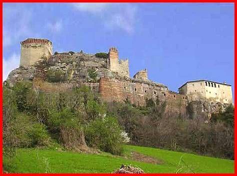Castrocaro Terme e Terra del Sole (fortezza di Castrocaro) #castrocaroterme #fortezzacastrocaro
