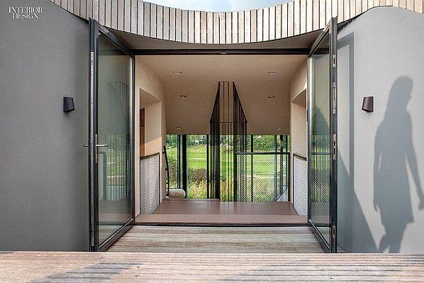 Nature, Nurture: A House by UNStudio Embraces the Dutch Landscape | Projects | Interior Design