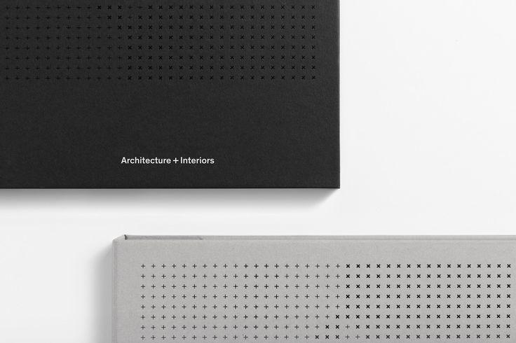 Verso Architecture+Interiors by Studio South, New Zealand. #branding #design #print
