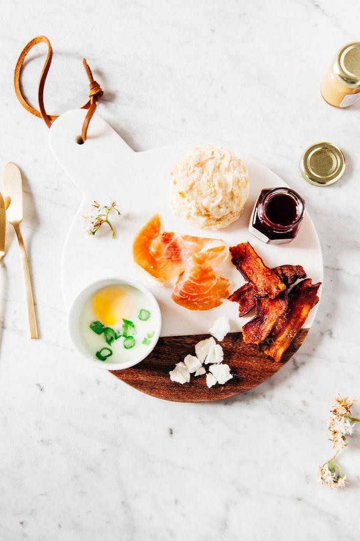 scandinavian breakfast board | hummingbird high || a desserts and baking blog