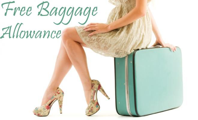 Free Baggage Allowance At Austrian Airlines