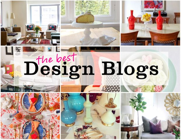 The Best Design Blogs! So many good ones to choose from....have fun!