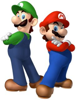 Super+Mario+Templates | Brushes Mario Bros