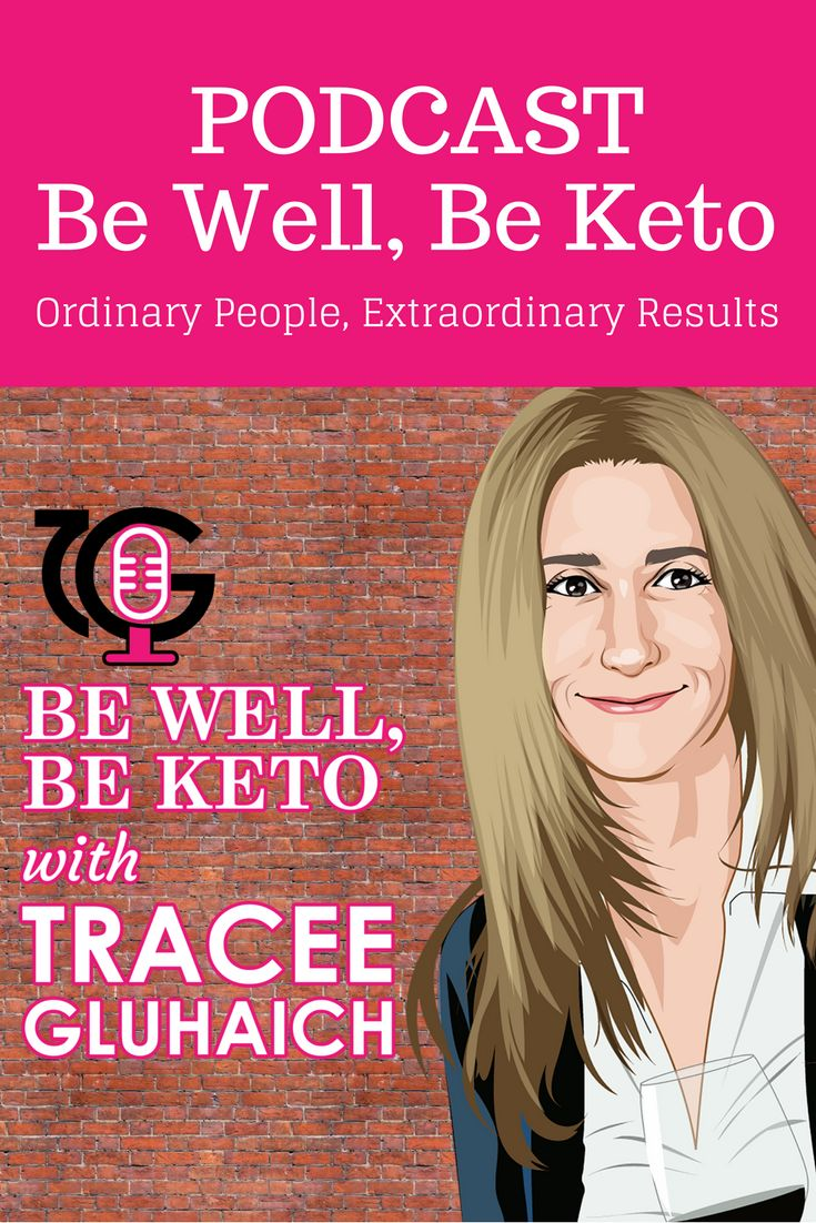 This podcast is to highlight people's success stories on the ketogenic diet. Hoping to inspire others to give this lifestyle a go. <3