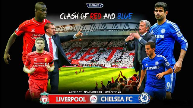 Chelsea FC vs Liverpool FC English Premier League Live Streaming Football ~ Sports News & Live TV Schedule