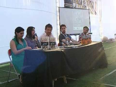 Expo-Comic 2014 - Charla Dibujantes Nacionales 4