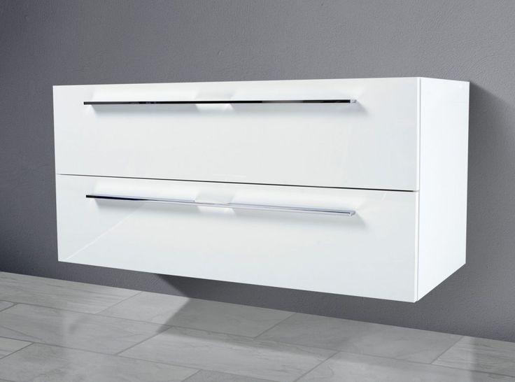 25+ parasta ideaa Pinterestissä Waschtisch 100 cm Bad - badezimmer waschtisch mit unterschrank