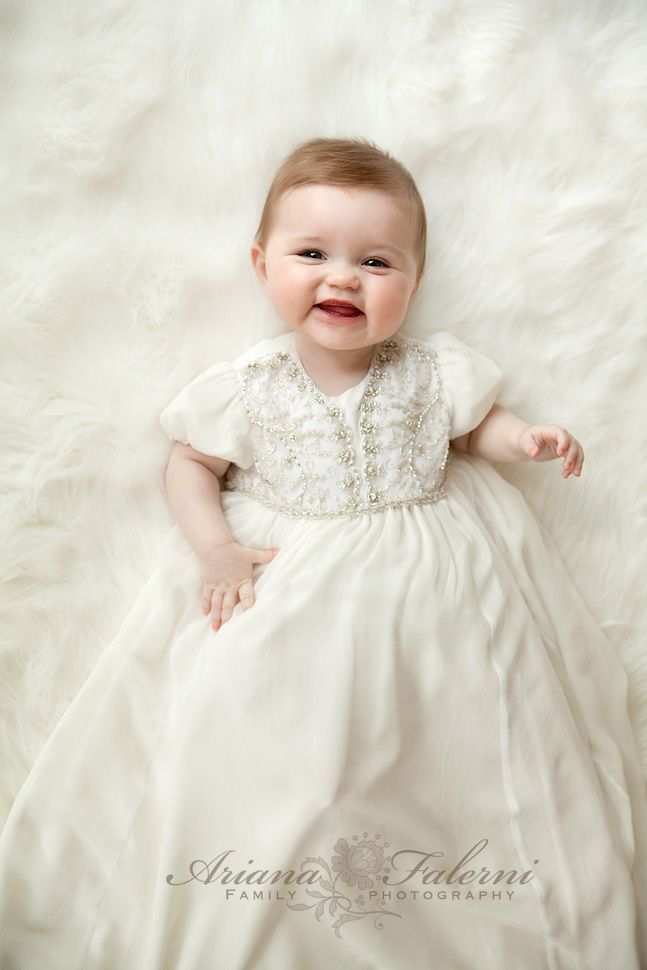 After the wedding, hopefully comes baby... we hope to have my dress made into a dedication gown for our little one! :)