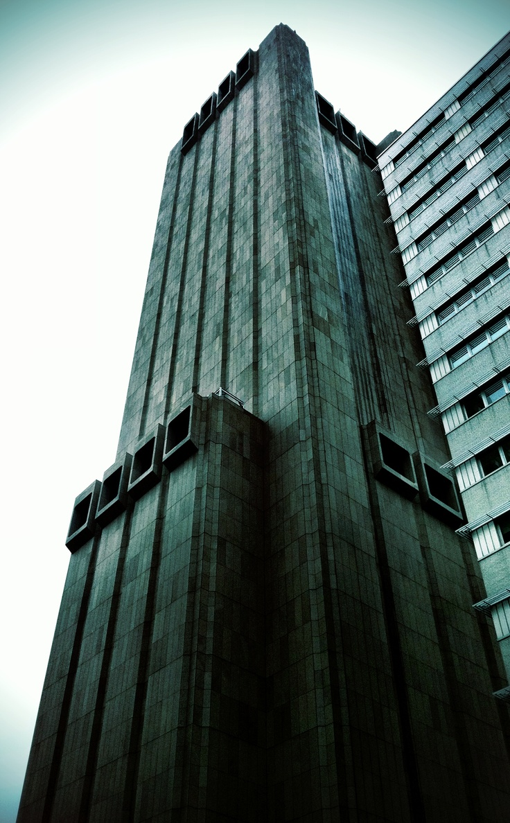 NYC Server Building