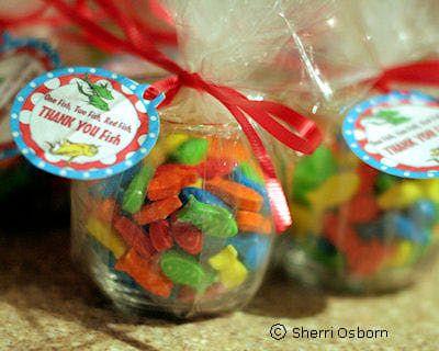 Seuss Fish Bowl CandyCraft