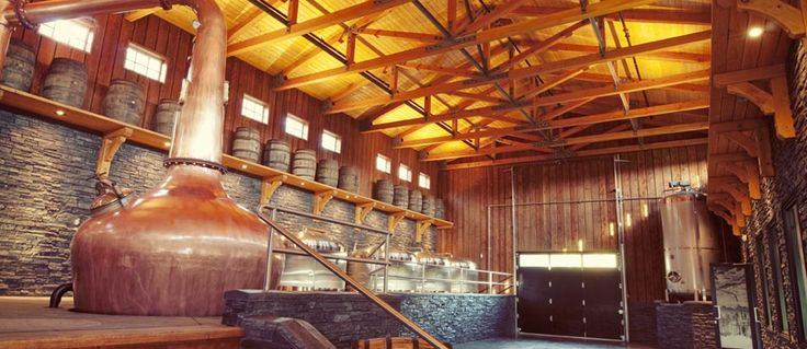 Shelter Point Single Malt Whisky Distillery and Farm Tours - Vancouver Island, BC