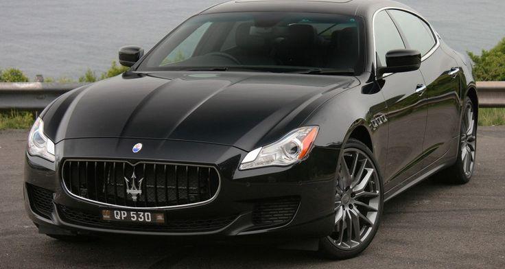 Maserati Quattroporte Review | 2014 GTS V8