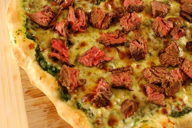 Skirt steak, Steaks and Pizza on Pinterest