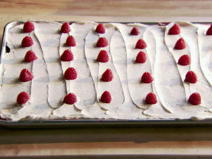 Red Velvet Sheet Cake with Classic Red Velvet Frosting Recipe : Ree Drummond : Food Network - FoodNetwork.com
