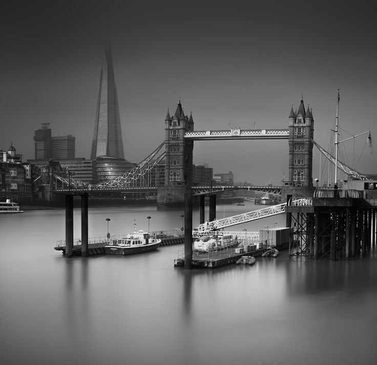 More recent photography of London
