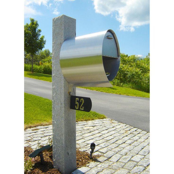 Spira Large Mailbox - SPA-M001SS