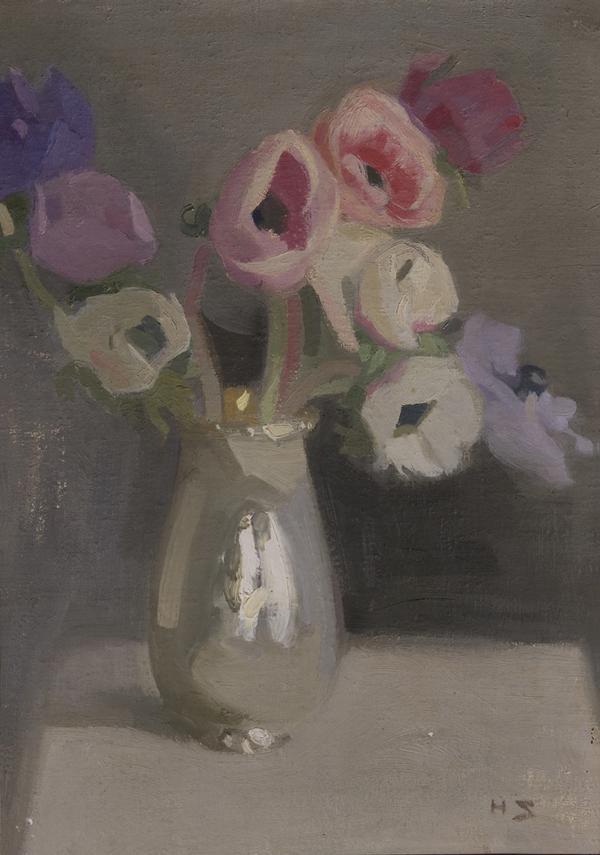Helene Schjerfbeck (1862-1946)   Still Life