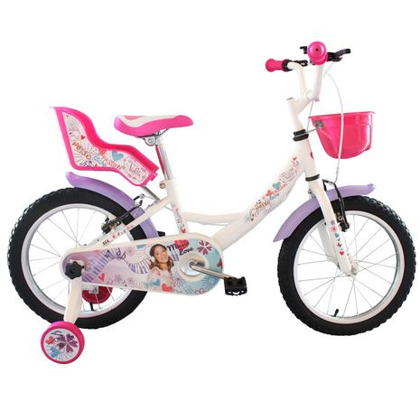 Vehicule pentru copii :: Biciclete si accesorii :: Biciclete :: Bicicleta copii Violetta 16 ATK Bikes
