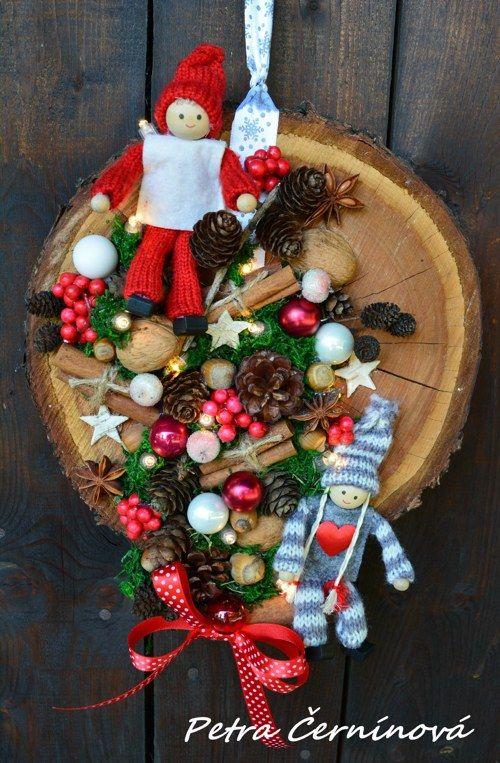 Vánoční dekorace...svítící / Zboží prodejce Černínová Petra | Fler.cz