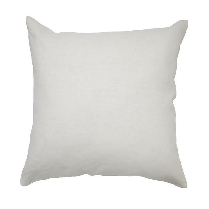 Off-white blank cushion