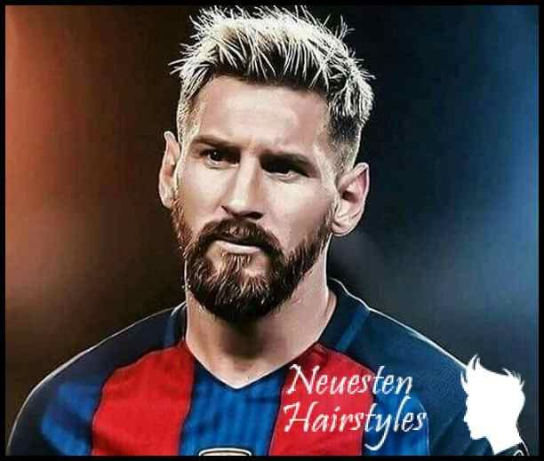 Fussballer Frisuren Lionel Messi Trend Haare Manner Frisuren Neuesten Hairstyles Messi Lionel Messi Mens Hairstyles