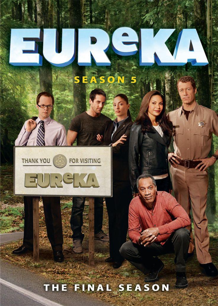 Amazon.com: Eureka: Season 5: Colin Ferguson, Salli Richardson-Whitfield, Joe Morton, Erica Cerra, Neil Grayston, Niall Matter, James Callis, Matt Frewer, Wil Wheaton, Felicia Day: Movies & TV   @giftryapp