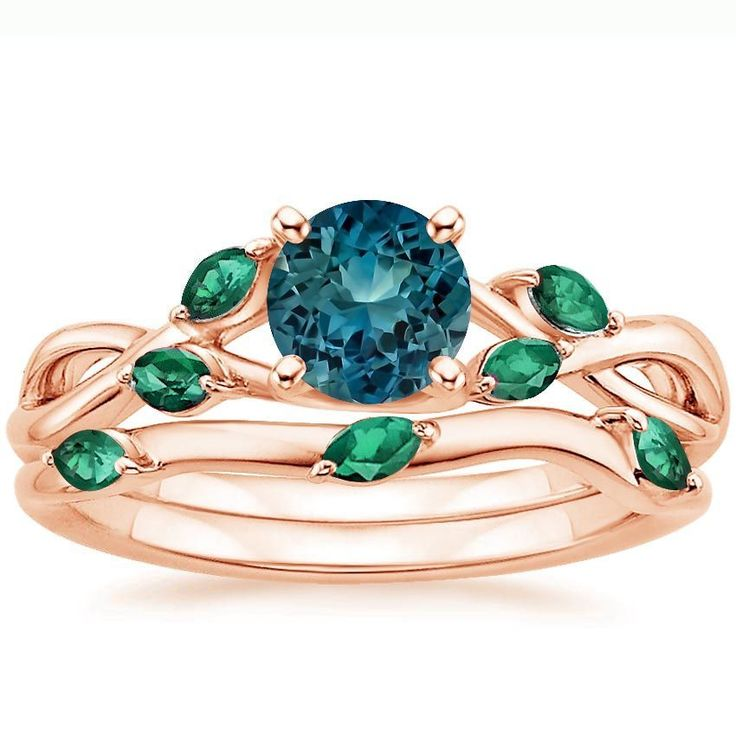 Brilliant Earth Morganite Odessa Engagement Ring