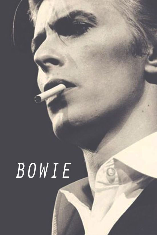 David Bowie Poster Artwork by Earl Of Grey, available for purchase  here