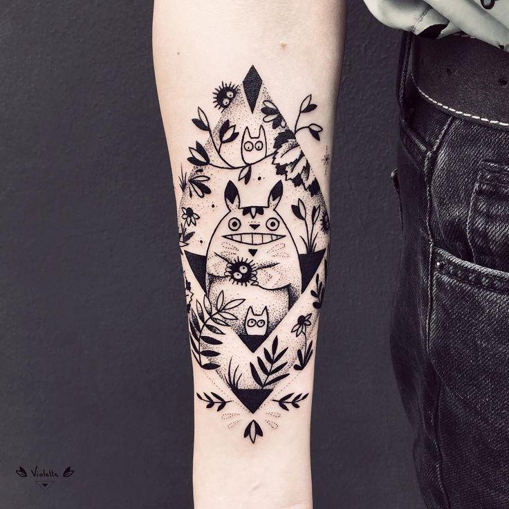 462 best anime tattoo images on pinterest tattoo ideas anime tattoos and studio ghibli. Black Bedroom Furniture Sets. Home Design Ideas