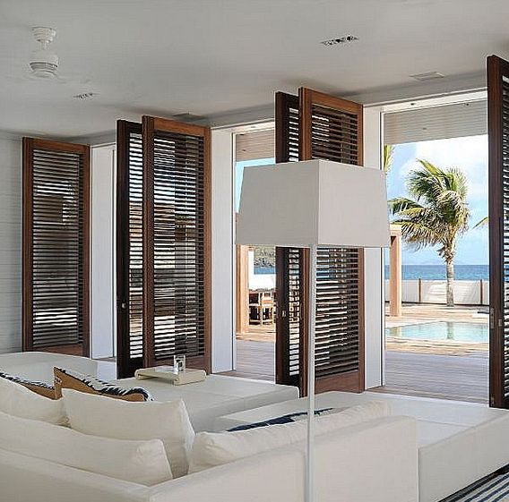 Plantation Shutters Contemporary Ideas For The