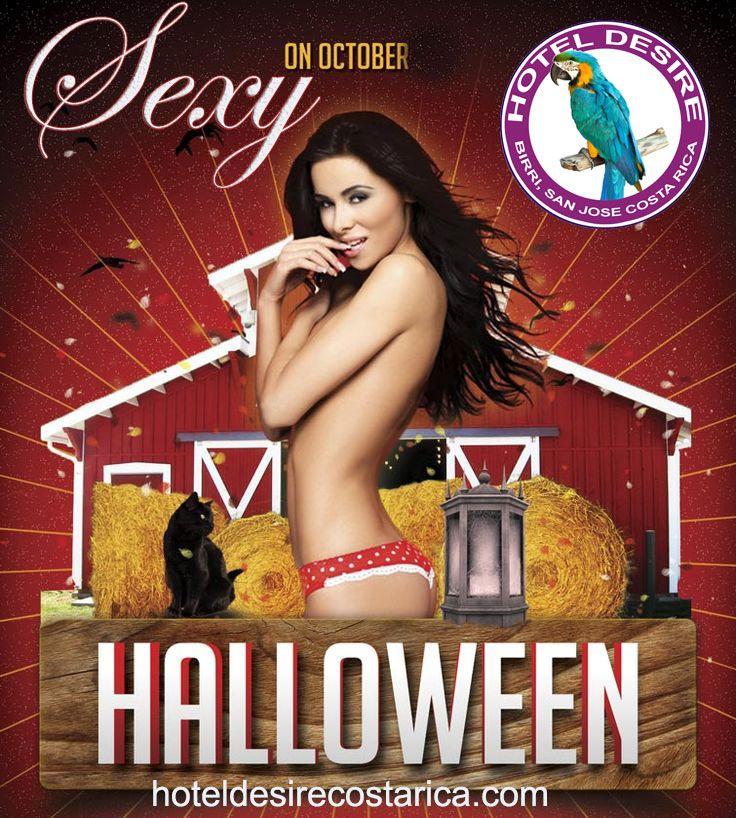 October 2016: Sexy Halloween Party October