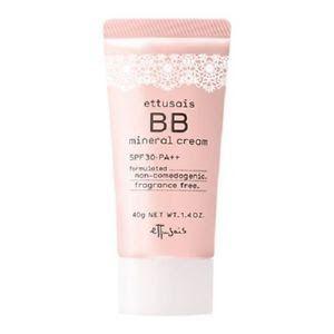 Ettusais Mineral BB Cream SPF 30 PA++ ~ Lepsza wersja samej siebie