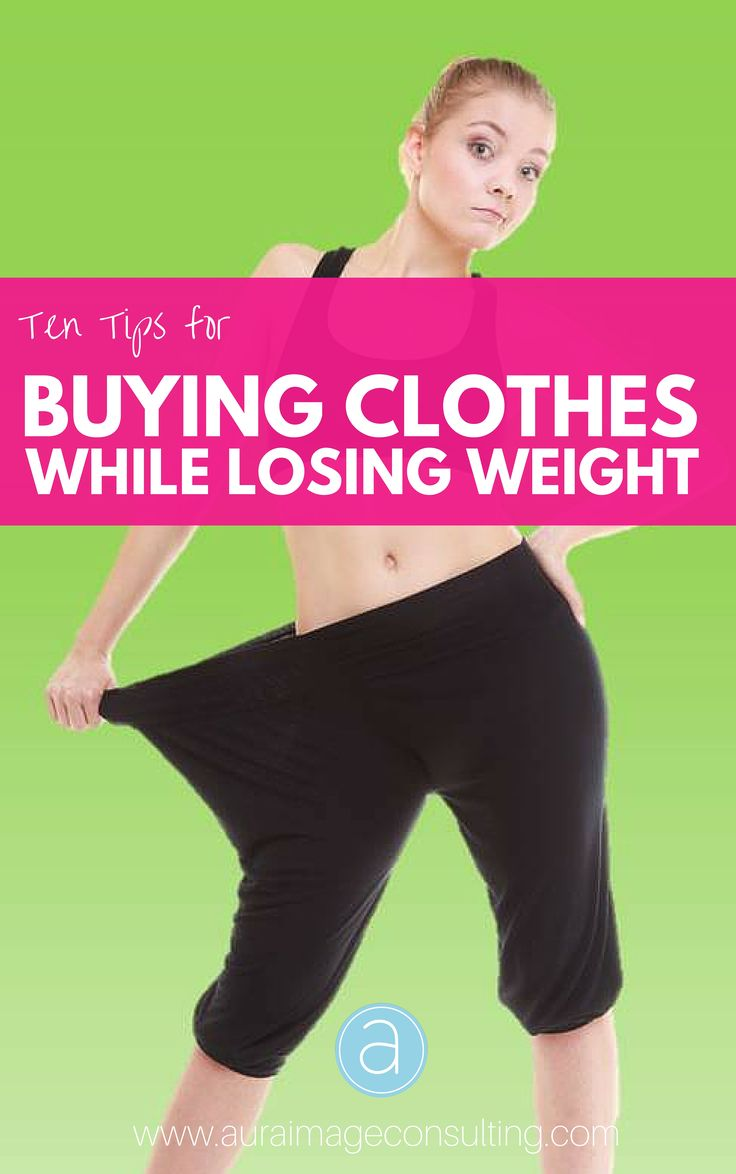 Toronto personal stylist gives tips on buying clothes while losing weight. Follow her 10 steps to help you look good and stay motivated! Click here http://auraimageconsulting.com/buying-clothes-while-losing-weight