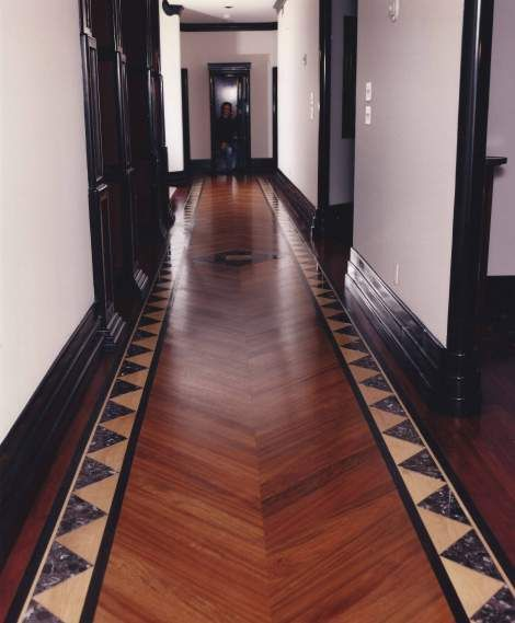 Transition Wood Floor To Tile Ideas: 17 Best Images About Borders On Pinterest