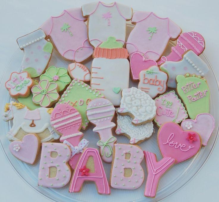 Baby Shower Cookie Ideas Ba Shower Ideas On Pinterest Boy Ba Showers Ba Boy  Shower