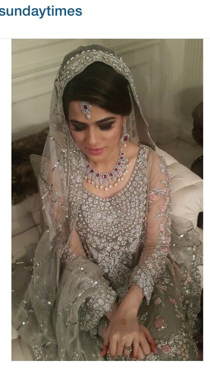 Probably Mina Hassan - gorgeous!
