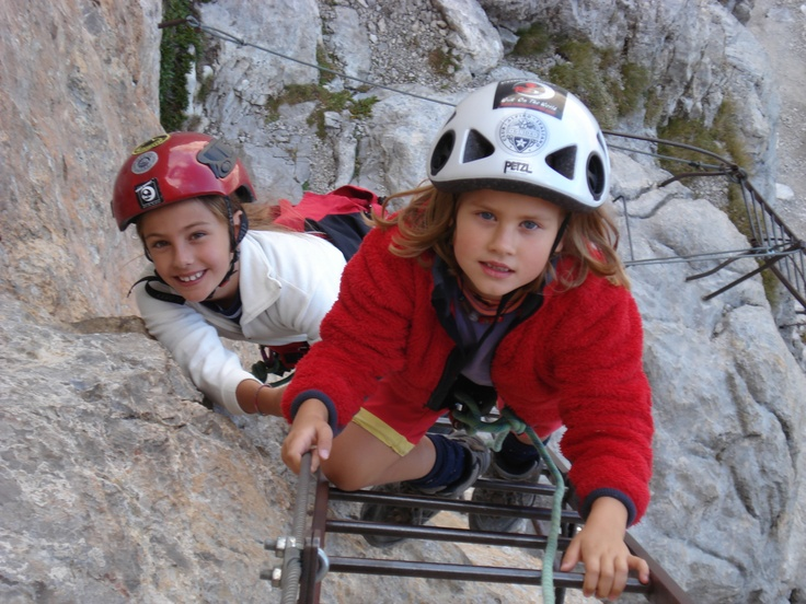 vie Ferrate sulle Dolomiti di Brenta