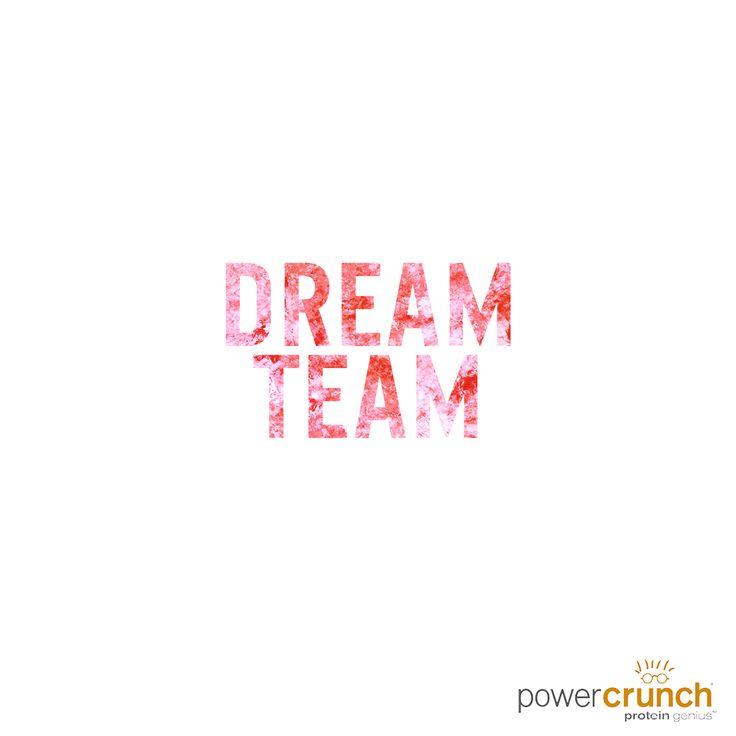 Power Crunch Dream Team