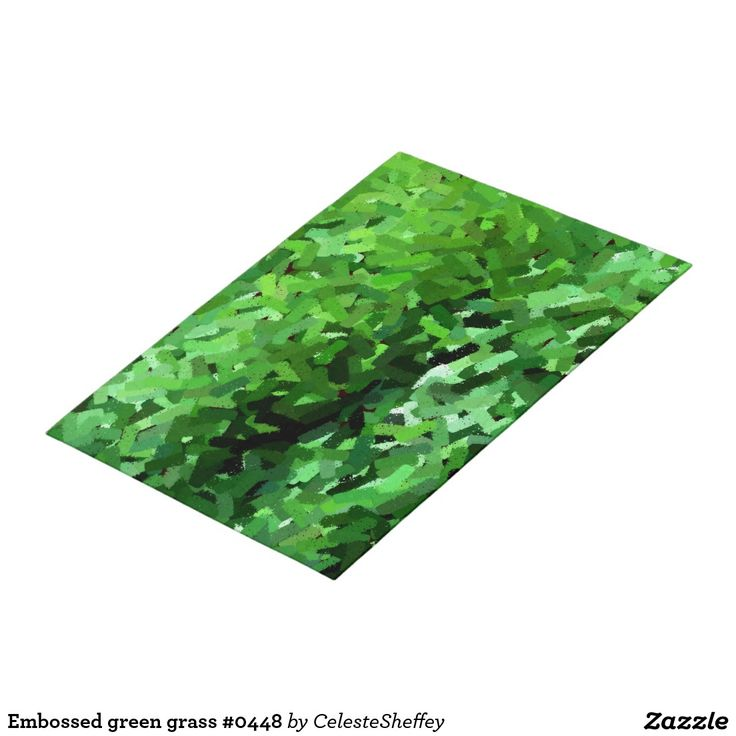 Embossed green grass #0448 jigsaw puzzle
