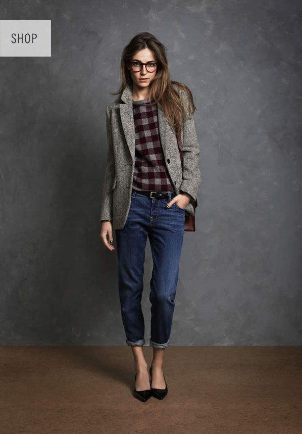 Jack Wills Autumn look book